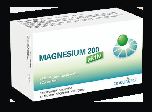 Magnesium 200 aktiv