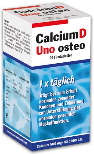 CalciumD Uno Osteo