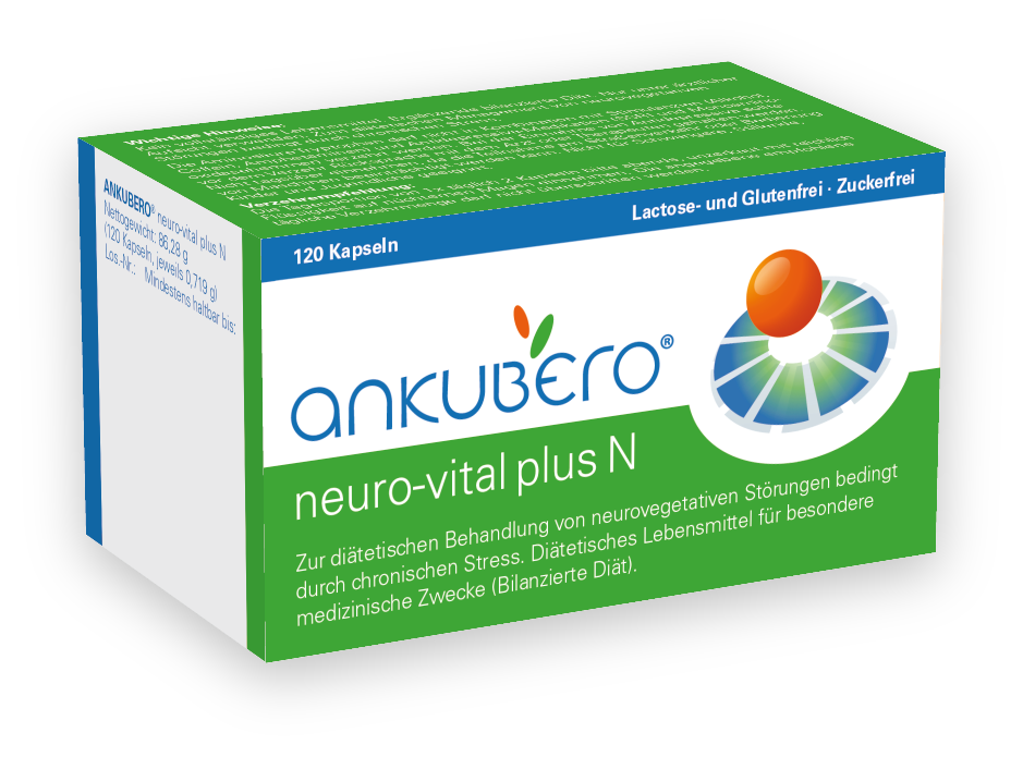 Ankubero neuro-vital plus N